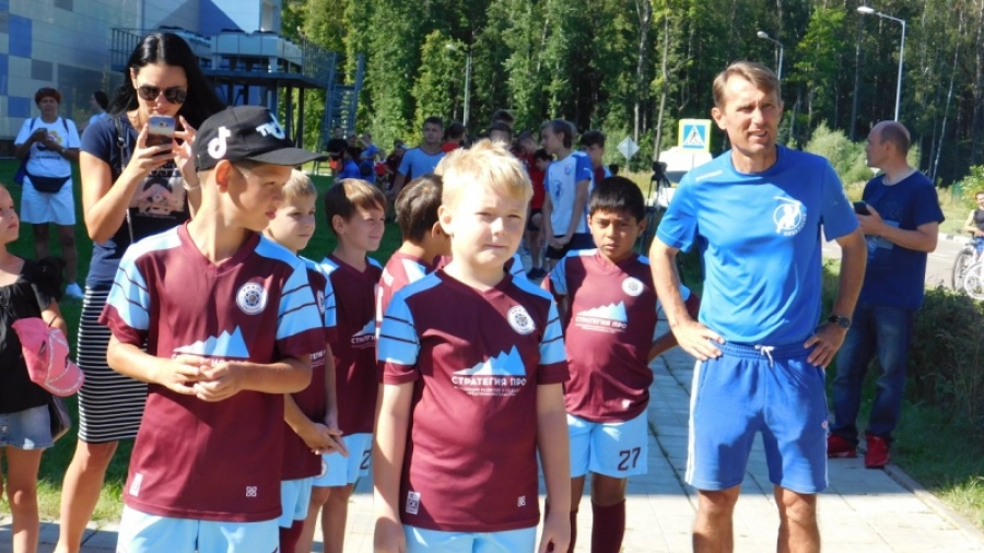 В Обнинске проходит День физкультурника