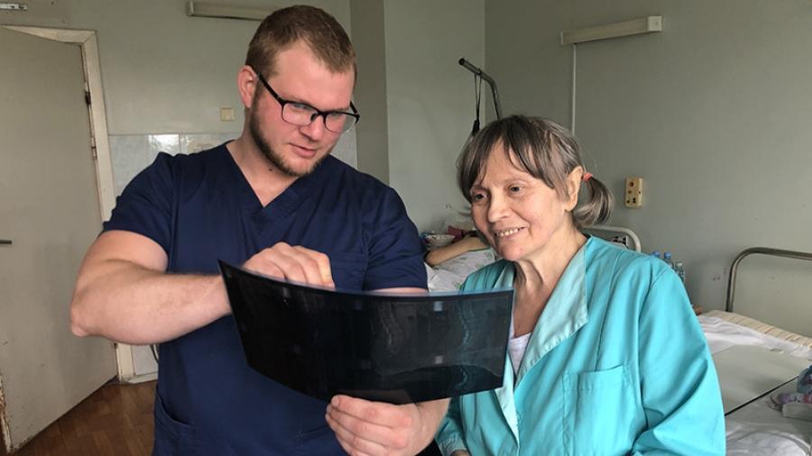 В обнинской КБ №8 возобновили проведение высокотехнологических нейрохирургических операций