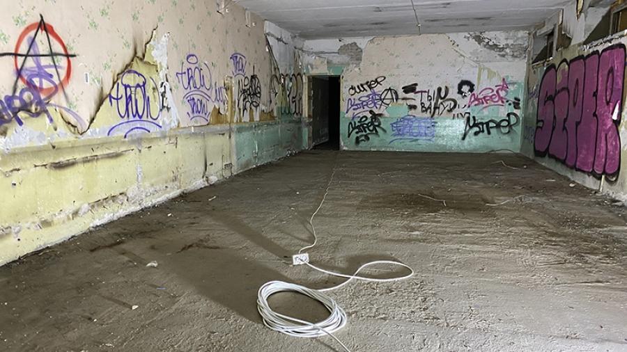 В Обнинске начали ремонтировать помещения, в которых разместятся классы распределенного детского технопарка