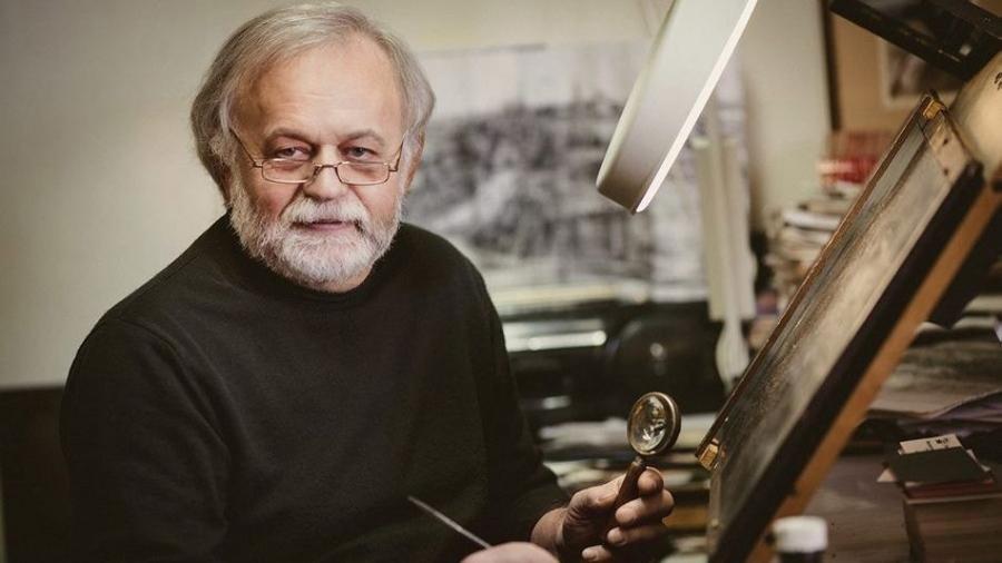 В музее истории Обнинска откроется выставка художника Александра Шубина