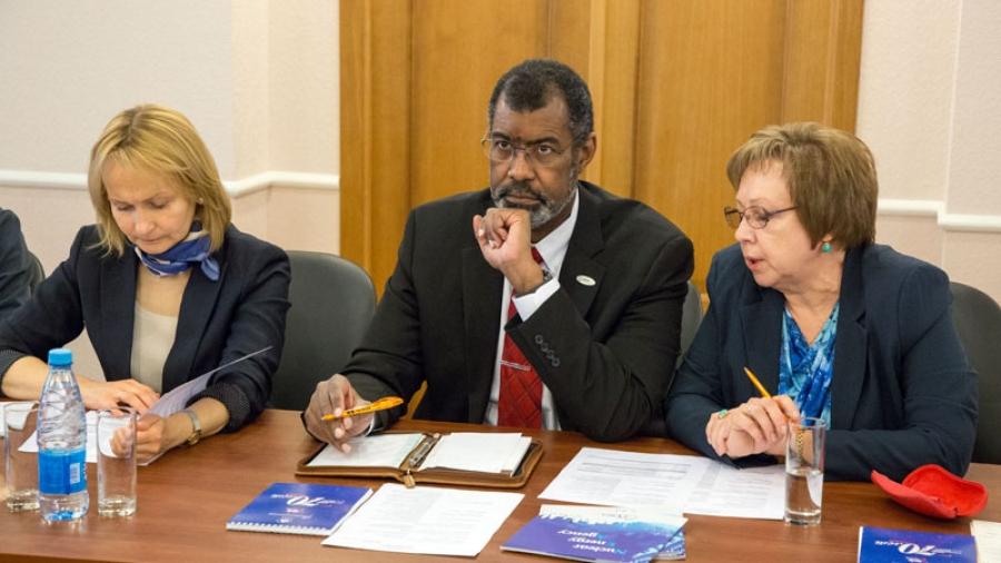 Уильям Мэгвуд в Обнинске: «В ФЭИ берут начало ядерные технологии России и всего мира»