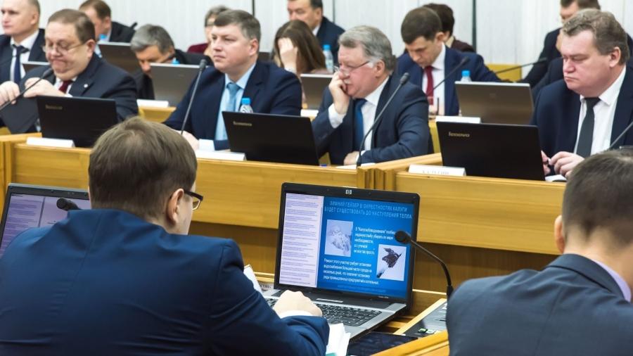Анатолий Артамонов поручил за неделю проверить газовое оборудование во всех домовладениях области