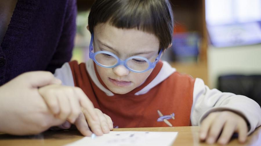 «Детям с ограниченными возможностями нужна не только разгрузочная зона, но и ресурсный класс!»