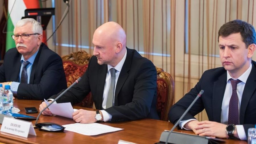 На внеочередном заседании областного правительства рассказали о первоочередных мерах поддержки малого и среднего бизнеса