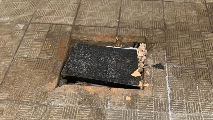 В Обнинске нашли, кто воровал решетки у подъездов домов