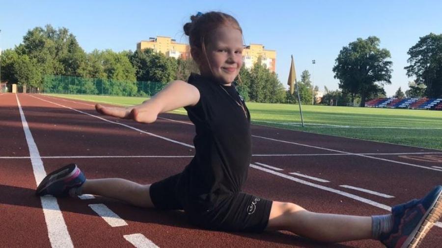 7-летней Ане Зинкевич срочно требуется помощь