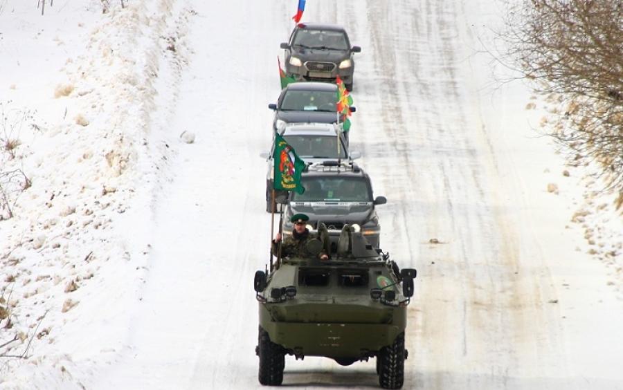 В Калужской области пройдет автопробег по местам воинской славы
