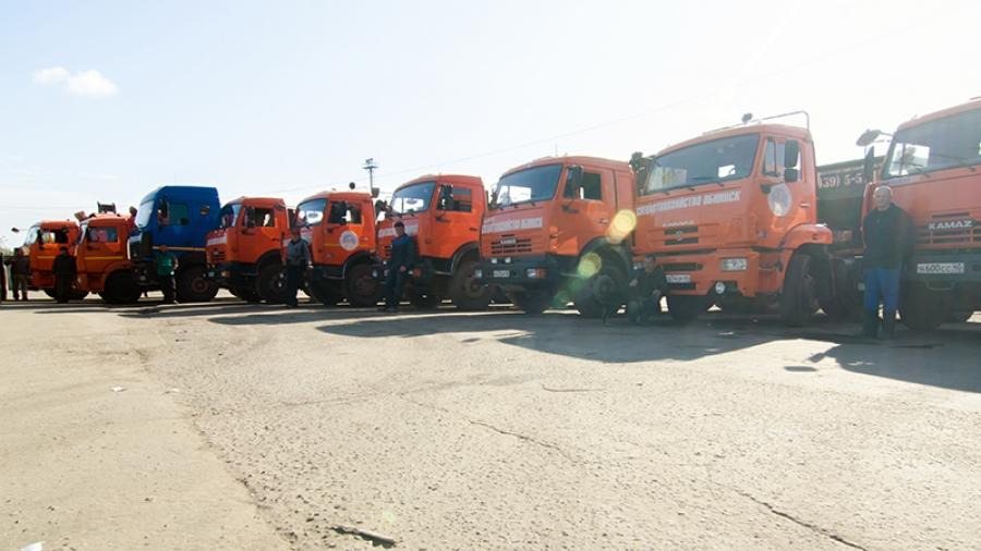 Мусор проконтролируют: в Обнинске перепишут машины, доставляющие его на Тимашовский полигон