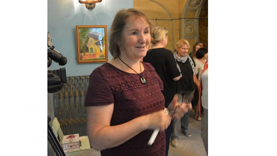 Обнинские художники готовятся к пленэру на Морозовской даче