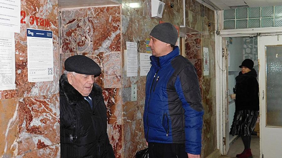 Лифты в КБ №8 свое отслужили