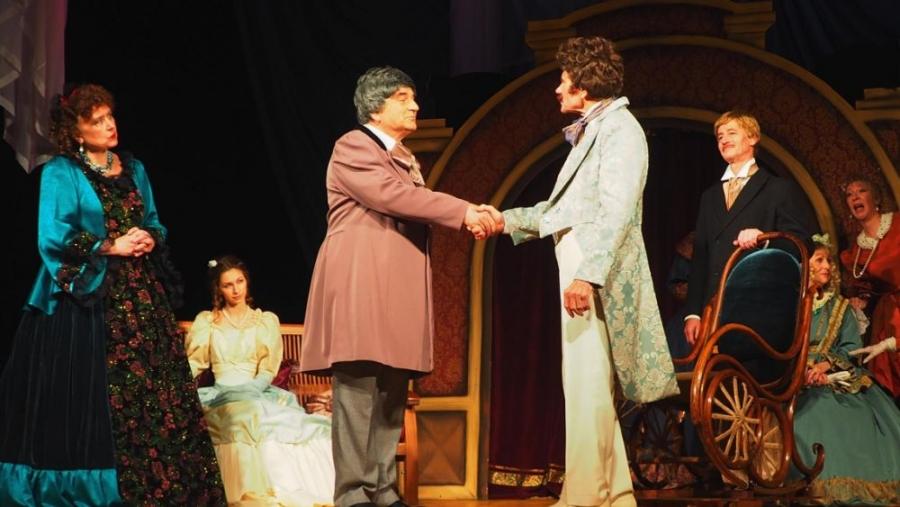 Четыре обнинских спектакля стали лауреатами областного театрального фестиваля