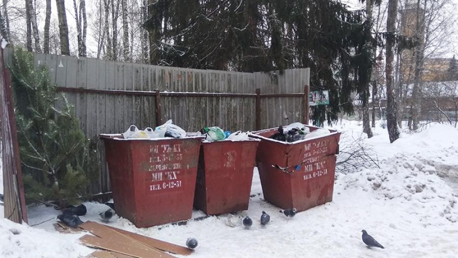 В интернете появились призывы не платить за вывоз мусора