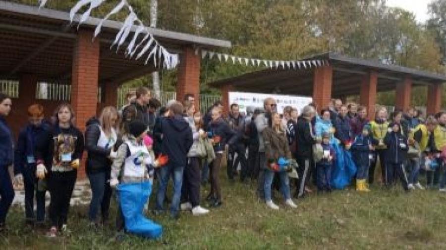 Чистые игры собрали в Обнинске около 100 участников