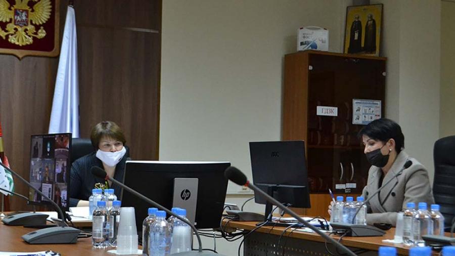 Обнинск вместе с другими атомными городами обсудил, как противодействовать пандемии