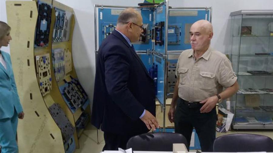 На днях Обнинск с деловым визитом посетил президент Болгаро-Российской торгово-промышленной палаты Георги Минчев