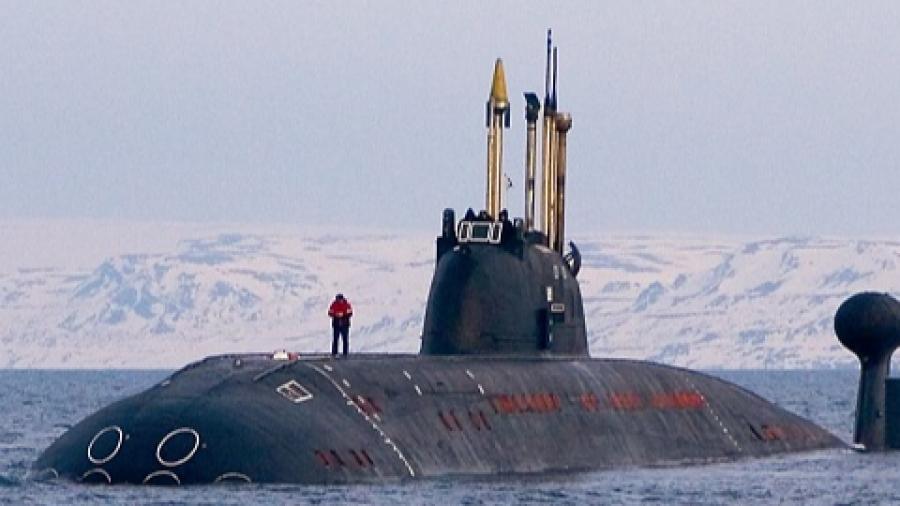 В Обнинск прибыл экипаж атомной подводной лодки «Обнинск»