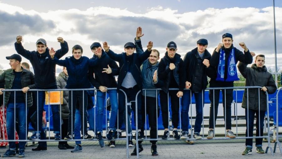 В субботу в Обнинск приедут калужские фанаты