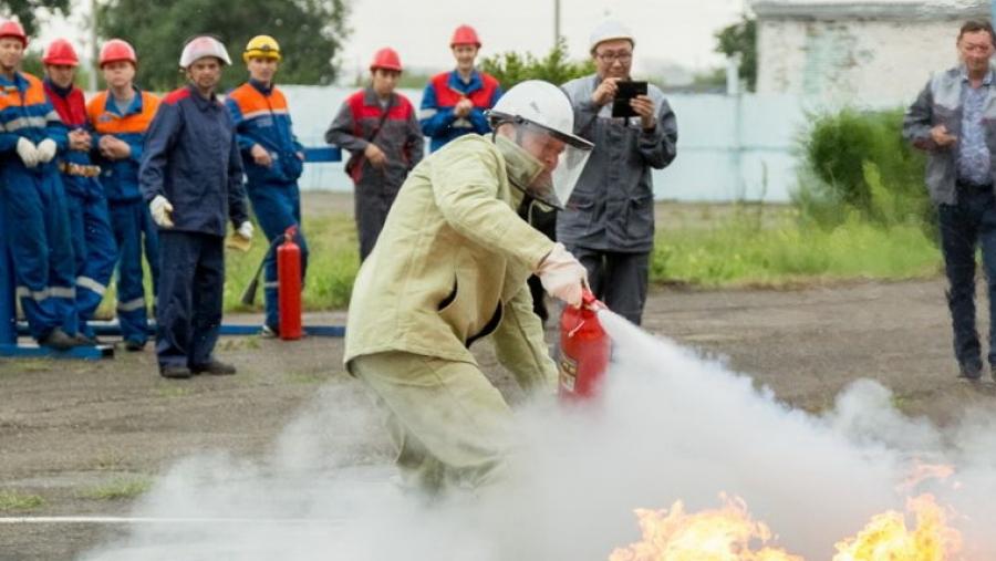 Обнинцев приглашают посмотреть на соревнования пожарных команд