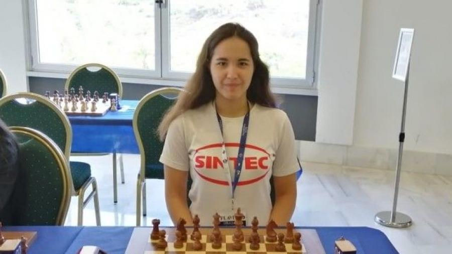 Обнинская шахматистка Анна Афонасьева вошла в десятку сильнейших на первенстве мира по быстрым шахматам среди юношей и девушек