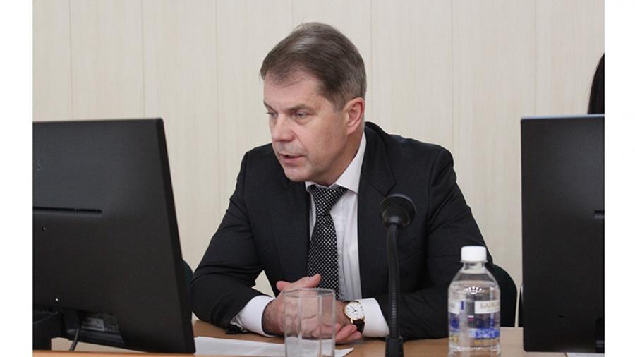 Глава КБ: коллективу обнинской КБ №8 представили нового руководителя