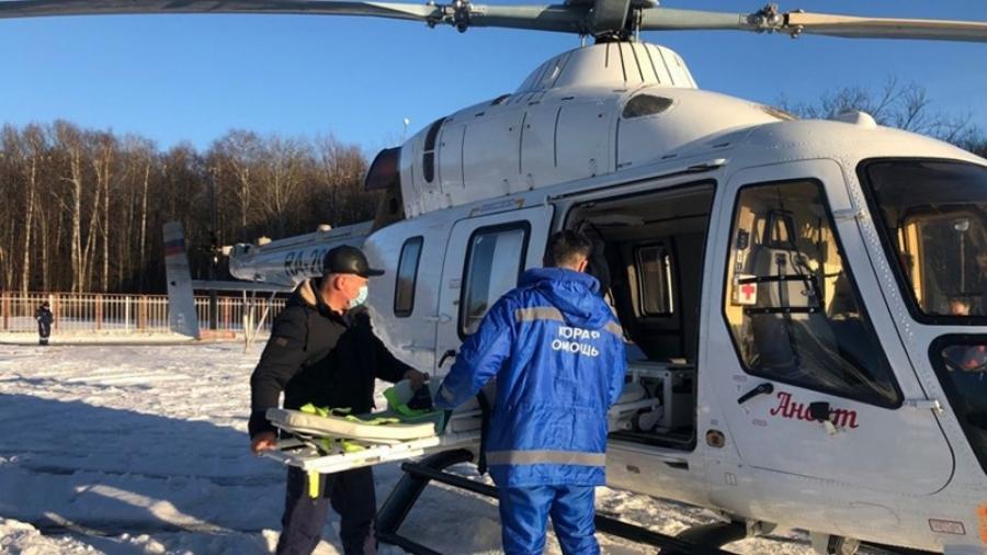 В Обнинске в промзоне Мишково хотят разместить вертолетную площадку