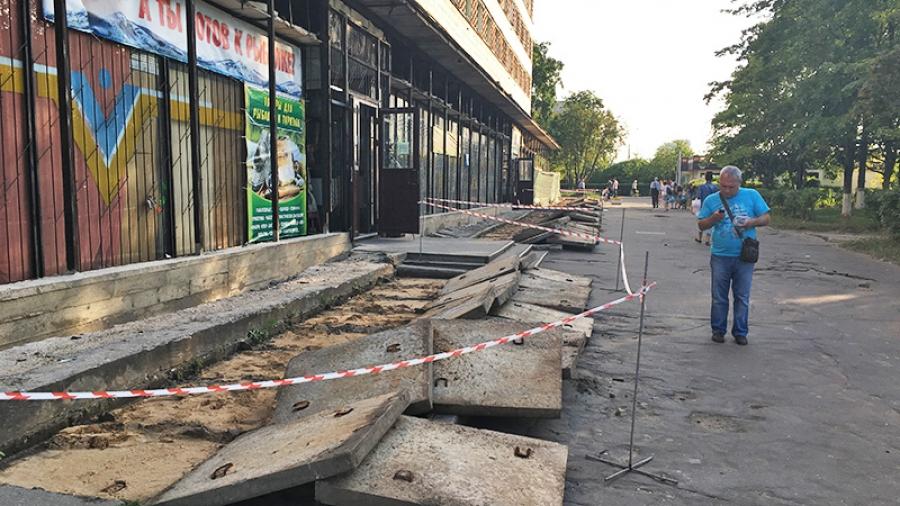 В Обнинске продолжают реконструкцию проспекта Маркса