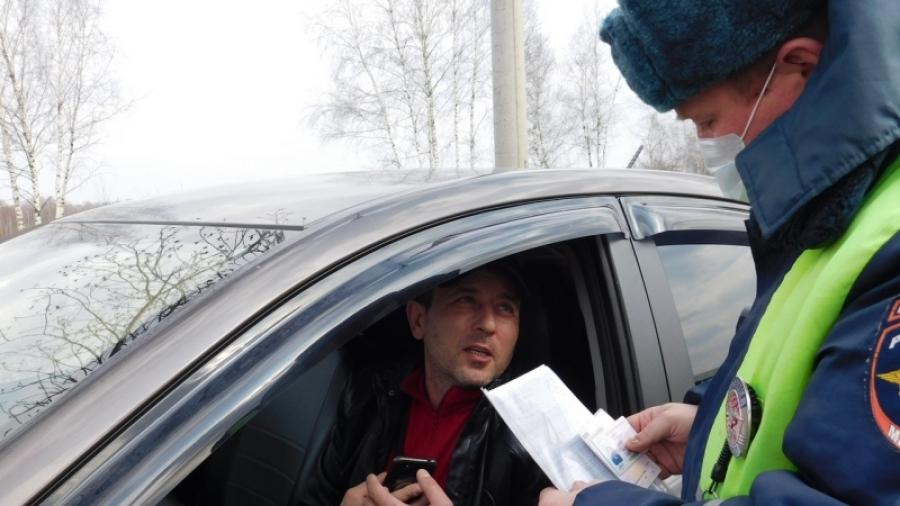 В Обнинске в период самоизоляции серьезно снизилось число ДТП