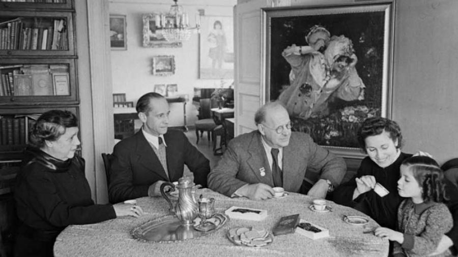 25 апреля обнинский Музей представит работы Михаила Кончаловского – сына Петра Кончаловского