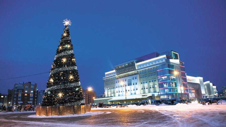 Три города северной агломерации — Обнинск, Малоярославец и Боровск— собираются покупать новые городские елки