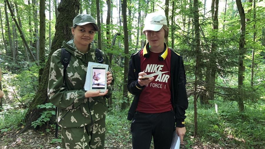 Комиссии по вопросу создания особо охраняемой природной территории в Обнинске на днях показывали, чем богат лес за дворцом спорта «Олимп»