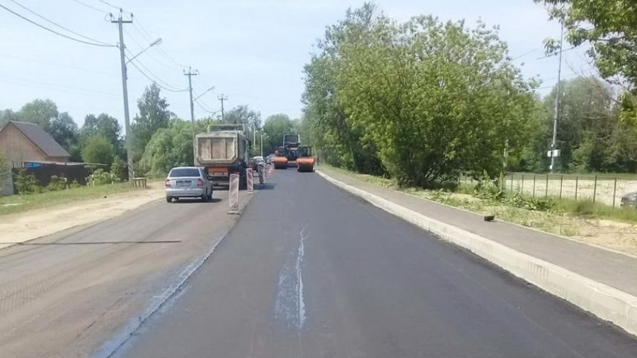 Почти по каждой дороге, которую ремонтируют в Обнинске, ведут претензионную работу