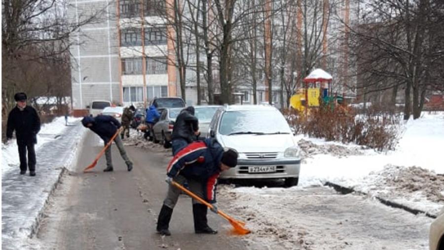 Обнинское УК ЖКУ уже составляет планы на следующий год: без внимания не останется ни один дом!