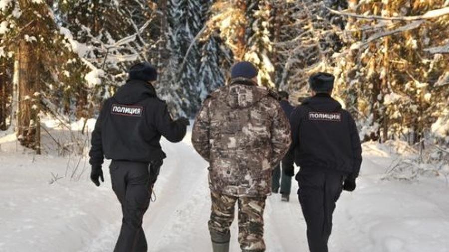 Перед новогодними праздниками в Калужской области усиливают охрану лесов