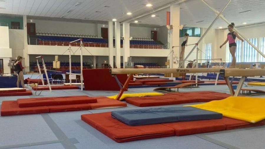 Обнинск принимает гимнастов со всей России