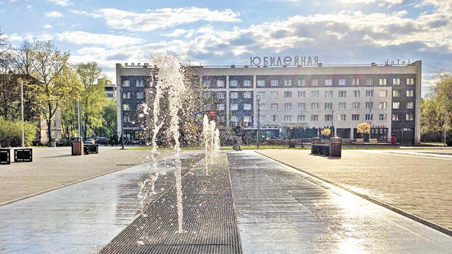 Обнинск в зеркале времени