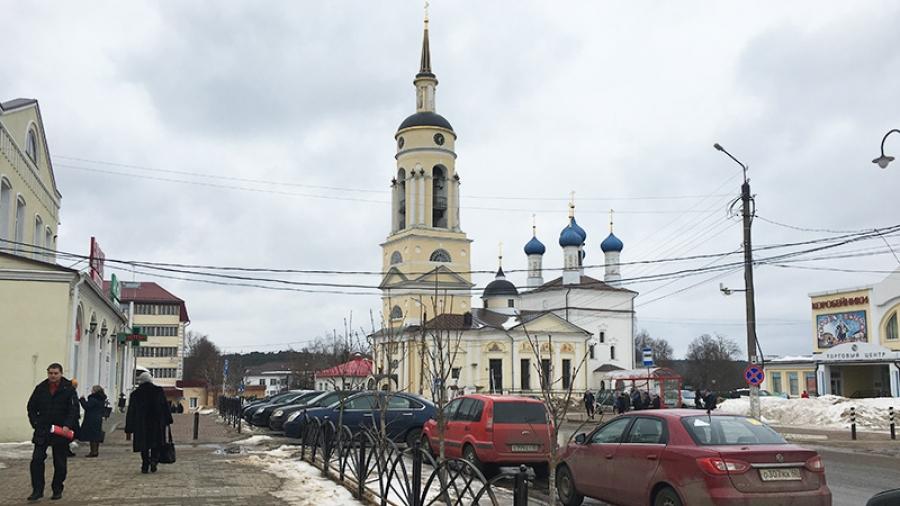 Боровск: пейзаж после битвы