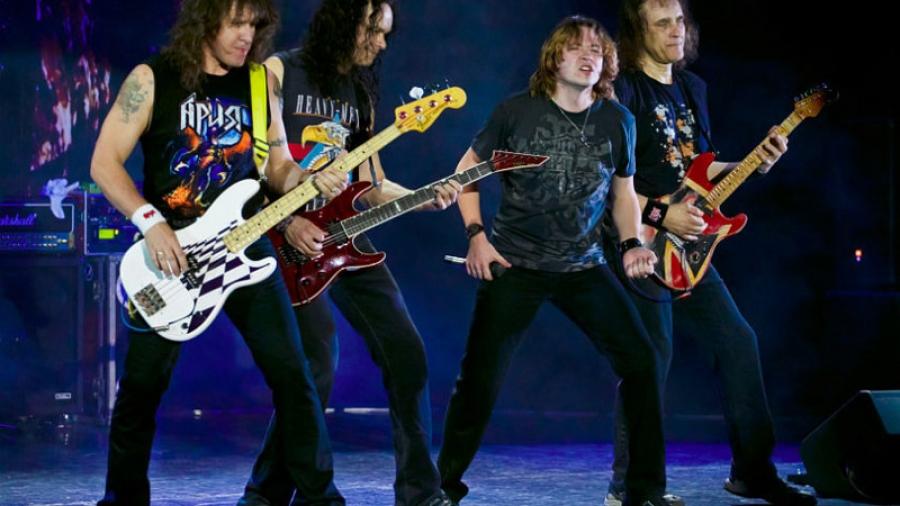В Обнинске с новой, необычной концертной программой выступит легенда российского хэви-метала группа «Ария»