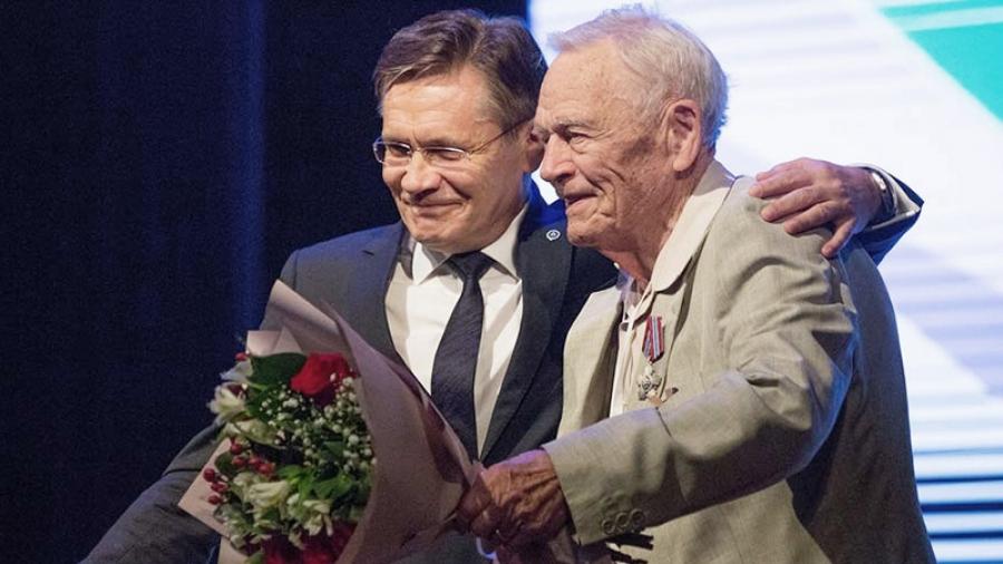 Юрию Алексеевичу Казанскому – 90!