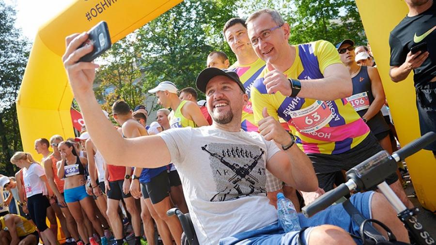 Глава региона Владислав Шапша примет участие в Атомном марафоне