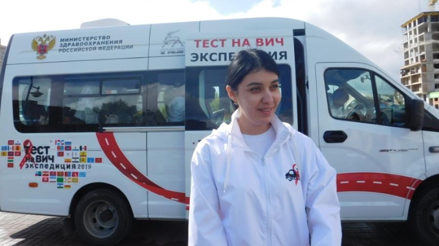 В Обнинске проходит акция по тестированию на ВИЧ