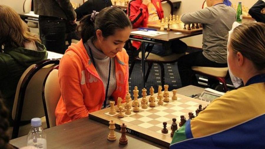 Анна Афонасьева – дважды призер чемпионата ЦФО по шахматам
