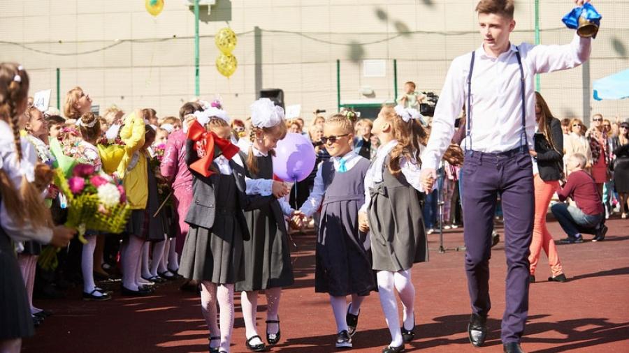 1 сентября: обнинские школы переполнены