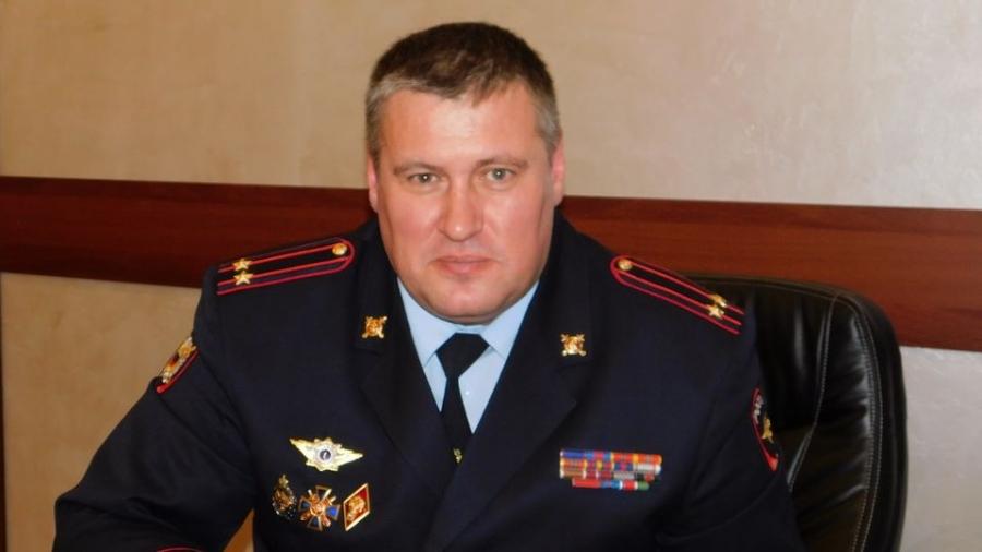 Начальник обнинский полиции Сергей Воронежский ответит по горячей линии на вопросы горожан