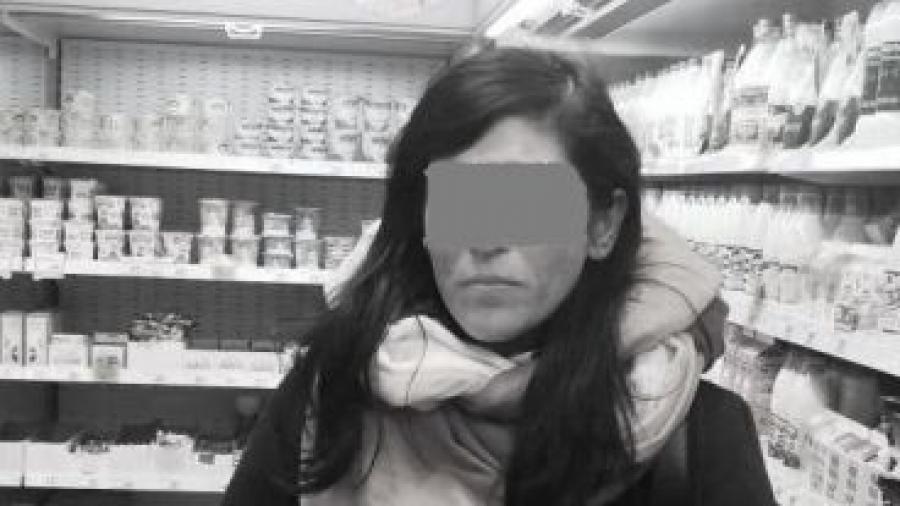 В Боровске женщина украла из магазина алкоголь на 4000 рублей