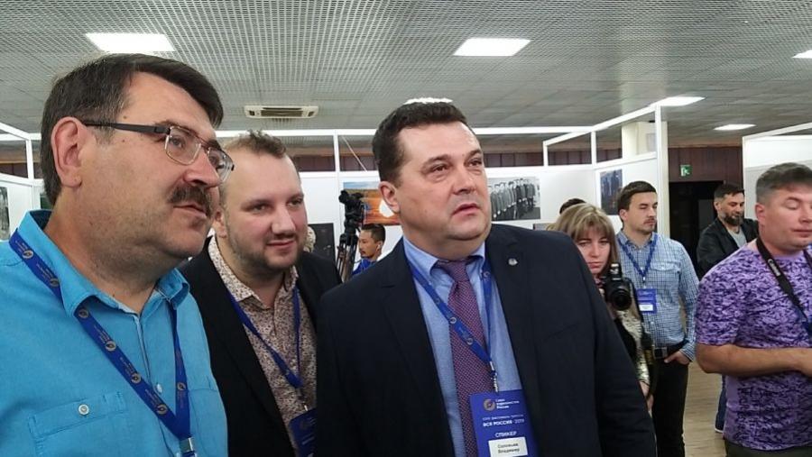 Инициатива обнинских журналистов поддержана на российском уровне