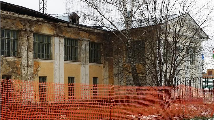 В ближайшие дни начнется снос аварийного здания зала бокса на обнинском стадионе «Труд»