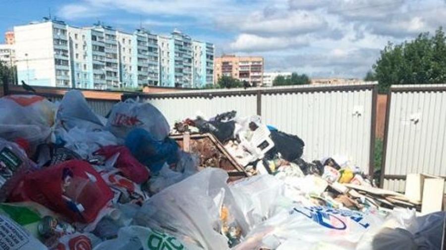 Власти Москвы разработали проект по вывозу столичного мусора в другие регионы, в том числе в Калужскую область –