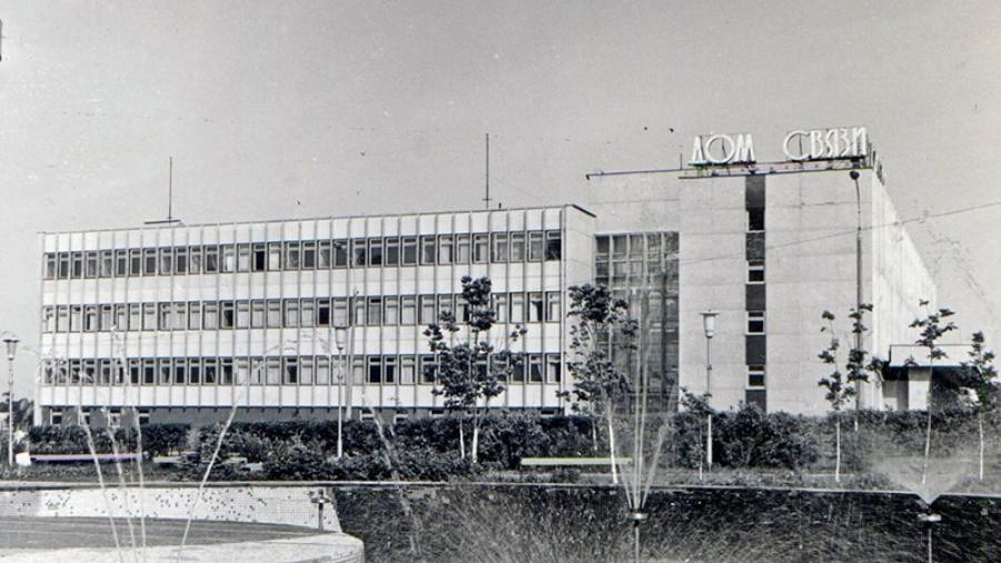 «Дом связи» на Ленина, 123 намерены реконструировать и создать там офисный центр