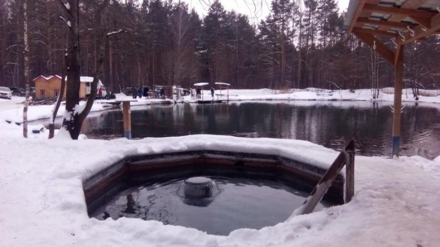 В Калужской области оборудованы 43 места для Крещенских купаний