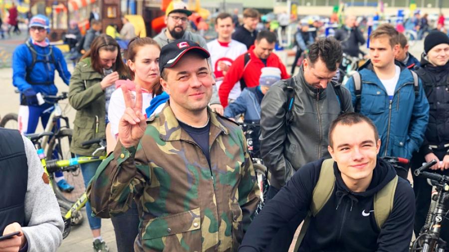 Обнинский велоквест собрал рекордное число участников